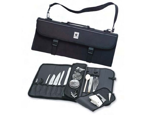 Mercer Tools 17 slot Knife Case