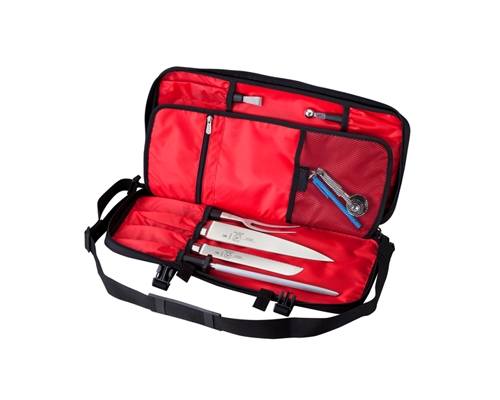 Mercer Single Zip 12 Slot Knife Case