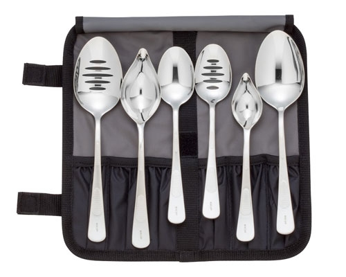 Mercer 7pc Plating Spoon Kit