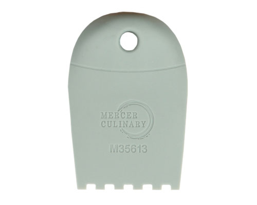 Mercer 5mm Square Notch Silicone Plating Wedge