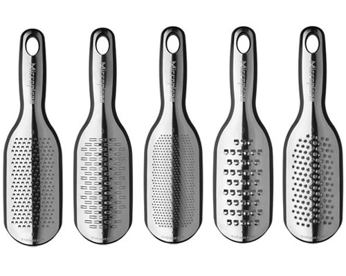 Microplane Elite 5 Pc. Grater Set
