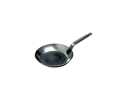 Matfer Bourgeat 8 5/8 in. Carbon Steel Fry Pan