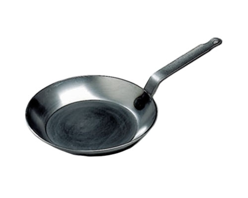 Matfer Bourgeat 14 in. Carbon Steel Fry Pan