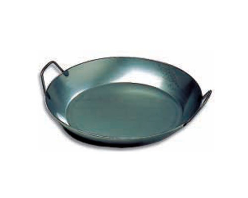 Matfer Bourgeat 15 3/4 Carbon Steel Paella Pan