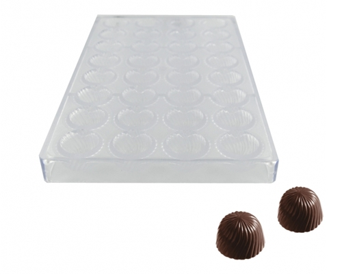 Matfer ''Roses'' Chocolate Mold