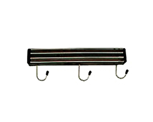 Update Int'l 13 in. Magnetic Knife Bar Holder, black