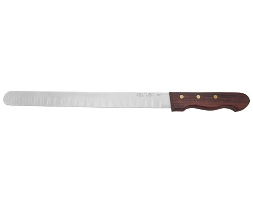 Granton 12 in. Slicer with Rosewood Handle