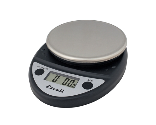 Escali Charcoal Primo Professional Scale