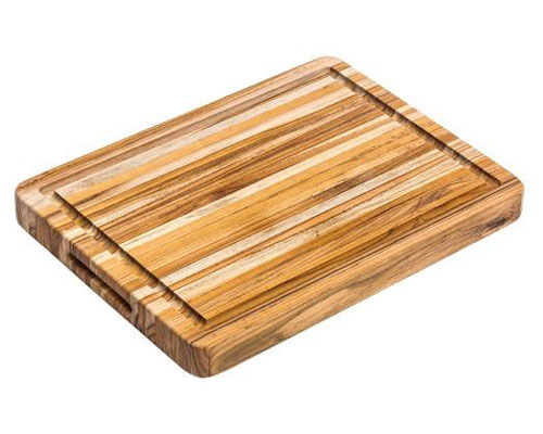 ProTeak 16 x 12  x 1 1/2 in.  Edge Grain Cutting Board