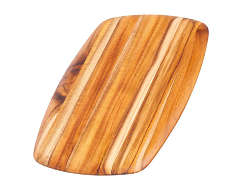 Proteak 14 x 9.5 x 0.55 Edge Grain Cutting Board