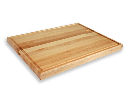 Mich. Maple 24 x 18 x 1 3/4 inch Cutting Board with juice well