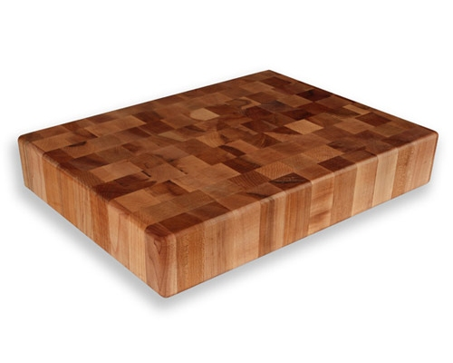 Mich. Maple 20 x 15 x 3 1/2 in. Chopping Block
