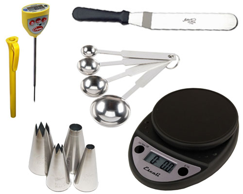 Santa Barbara City College Baking Set