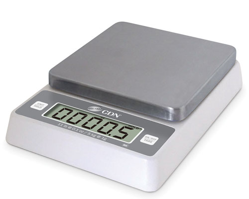 CDN ProAccurate Digital Portion Control Scale, 11lb