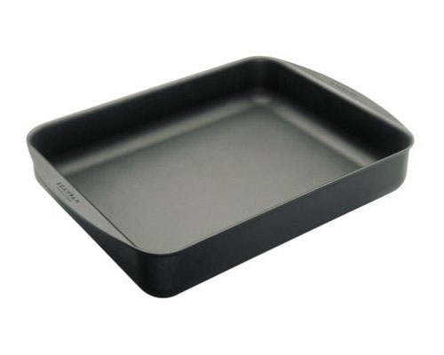Scanpan Classic 15 1/4 in. x 10 1/2 in. Medium Roasting Pan