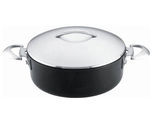 Scanpan Ctx 12 3 4 In Chef S Pan Knifemerchant Com