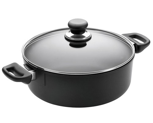Scanpan Classic 4 quart Sauce Pot with Lid