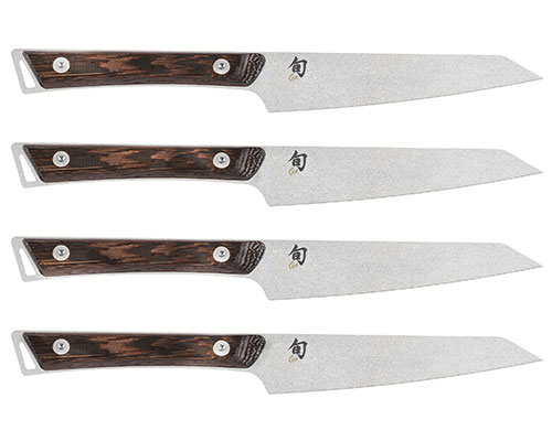Shun Kanso 4 Pc. Steak Knife Set