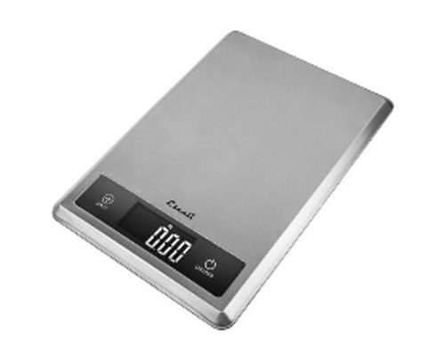 Escali Tabla Ultra Thin Food Scale