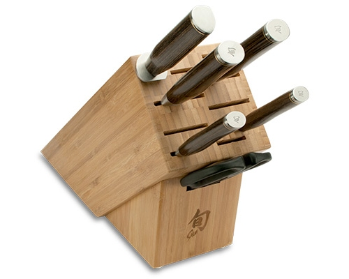 Shun Premier 7 piece Essential Block Set