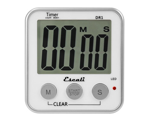 Escali Loud Timer