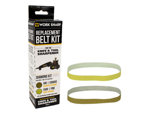 Work Sharp Diamond Belts