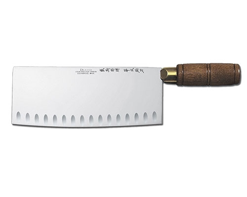 Dexter 8 in. Granton Chinese Vegetable Cleaver