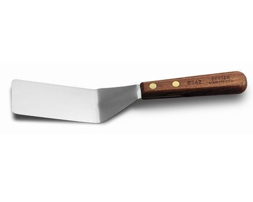 Dexter 4 in. x 2 1/2 in. Rosewood Handle Turner