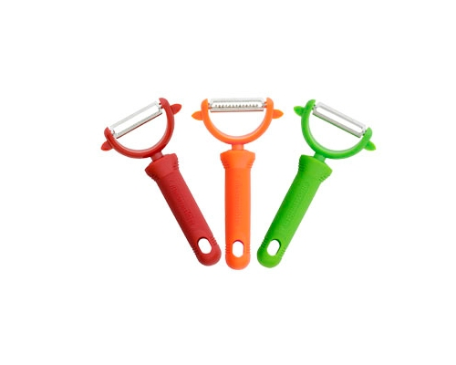Messermeister Color Y-Peeler Trio Set <font color=red>On Sale</font>